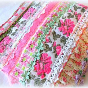 Suzannah Maria Designs Bags - Handmade Boho Clutch Purse